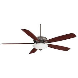 Brushed Pewter Ceiling Fan - Savoy House 68-227-5HK-187