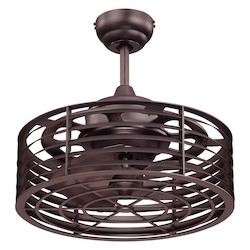 English Bronze Outdoor Fan - Savoy House 14-325-FD-13