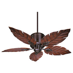 English Bronze Outdoor Fan - Savoy House 52-083-5RO-13