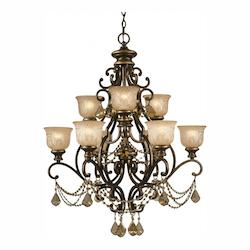 Norwalk Collection 9-Light 34