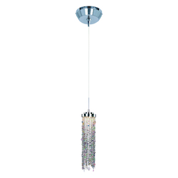 Bianca 1-Light Led Rapidjack Pendant And Canopy