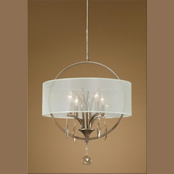 Burnished Gold Alenya 4 Lt Pendant