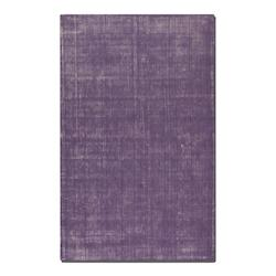 Purple 8 x 10 Zell Hand Loomed Wool Rug