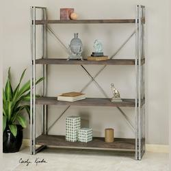 Uttermost Greeley Metal Etagere - 24396