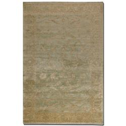 Anna Maria Collection 9' x 12' Blue/Gold/Ivory Wool Rug 70008-9