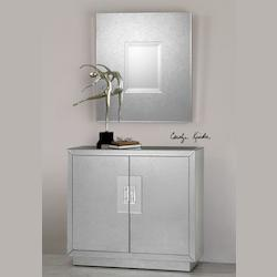 Andover Collection Mirrored Cabinet 24183