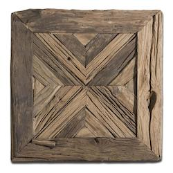 Uttermost Rennick Rustic Pine Wood 21
