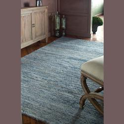 Denim 5 x 8 Genoa Hand Tufted Denim Rug