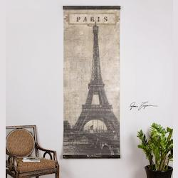 Eiffel Tower Paris Canvas Art - 151810