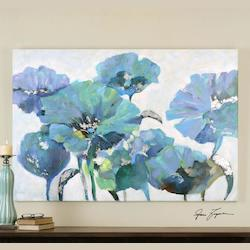 Poppies Painting Floral Wall Art - 152506