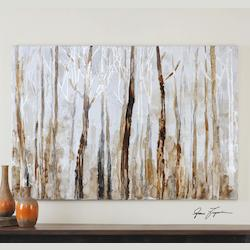 Artwork Reproduction Mystic Forest Still Life Hand Painted Art