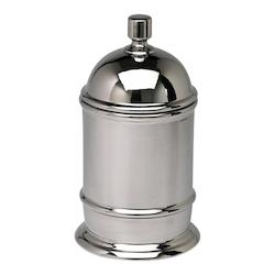 Chrome 16in. Large Chrome Canister