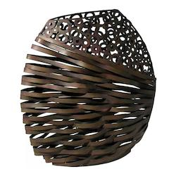 21.5In. Alicia Large Wire Vase