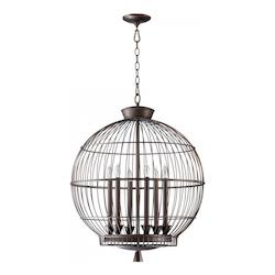 Bird Cages Collection 6-Light 27