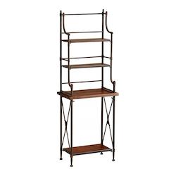 Rustic Iron Sydney Bakers Rack