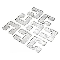 Clear Glass Links For 04981