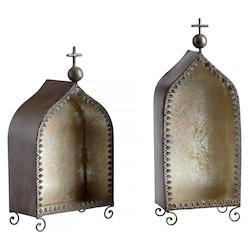 Rustic 20.75In. Home Accent Piece
