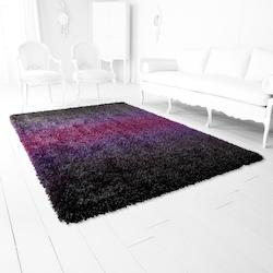 Luxor Purple Noir Viola 126In. X 92.4In. Rug