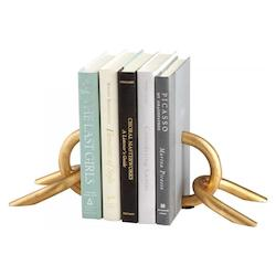 Decorative Goldie Locks Bookends