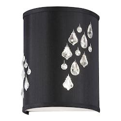 Polished Chrome Rhiannon 2 Light Wall Sconce - 159346