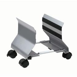 Metal Mobile Cpu Stand-Sv - 159913