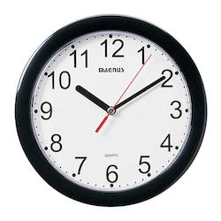 Magnus Bk -8In. Clock - 159951