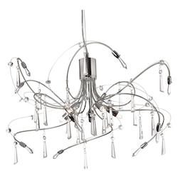 5Lt Crystal Chandelier - 159974
