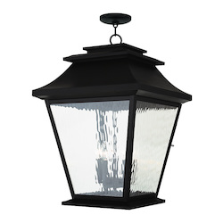 Outdoor Chain Hang Lantern