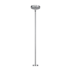 Brushed Nickel West Lake 1 Light Mini Pendant