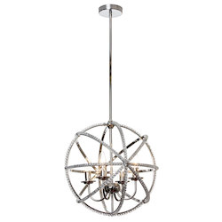 4LT Crystal Chandelier - 164978