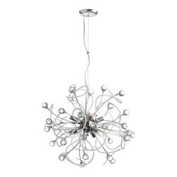 6LT Crystal Chandelier - 164979