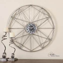 Shoneah Geometric Wall Clock