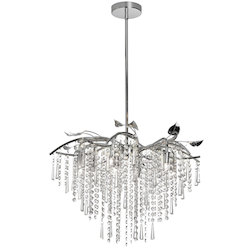 8LT Crystal Chandelier - 166322