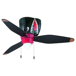 Ceiling Fan With Blades Included - 166328