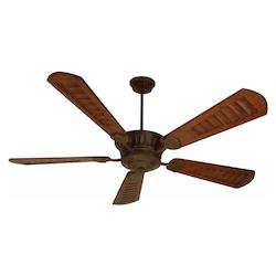 Craftmade Ag - Aged Bronze Fan Motor Without Blades - DCEP70AG