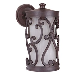Craftmade Aged Bronze Wall Light - Z5324-98