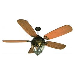 Open Box Ceiling Fan Motor Only - Blades Sold Separately