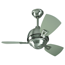 Craftmade Steel Ceiling Fan - DA30SS3