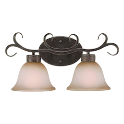 Brookshire Manor Collection 2-Light 19