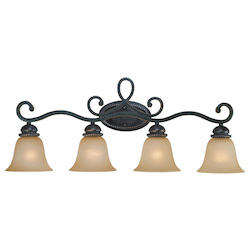 Highland Place Collection 4-Light 35