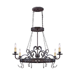 Brookshire Manor Collection 4-Light 41