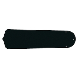 Craftmade Fb - Flat Black Fan Blade - B552S-FB