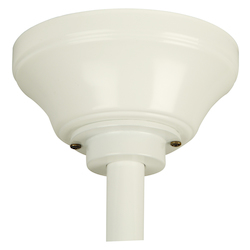 Craftmade Aw - Antique White Ceiling Adaptor - ASAD-AW