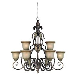 Devereaux Collection 9-Light 36