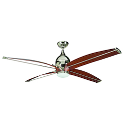 Ceiling Fan with blades included - 168007