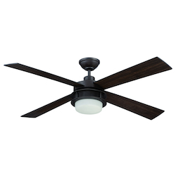 Ceiling Fan with blades included - 168008