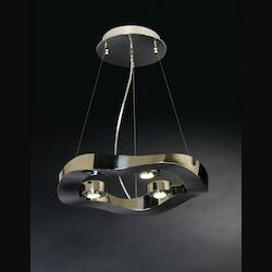 Halo Small Pendant - Trend Lighting TP9603