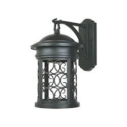 Designers Fountain One Light Oil Rubbed Bronze Wall Lantern - 31121-ORB