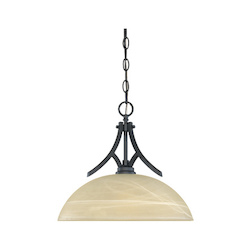 Tackwood Collection Down Pendant 82932-BNB