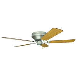 Craftmade Bn - Brushed Nickel Hugger Ceiling Fan - K10313